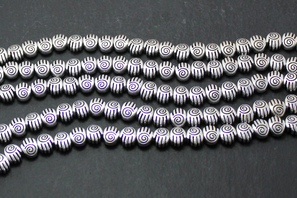Metall Hand Spirale 10x8x5mm